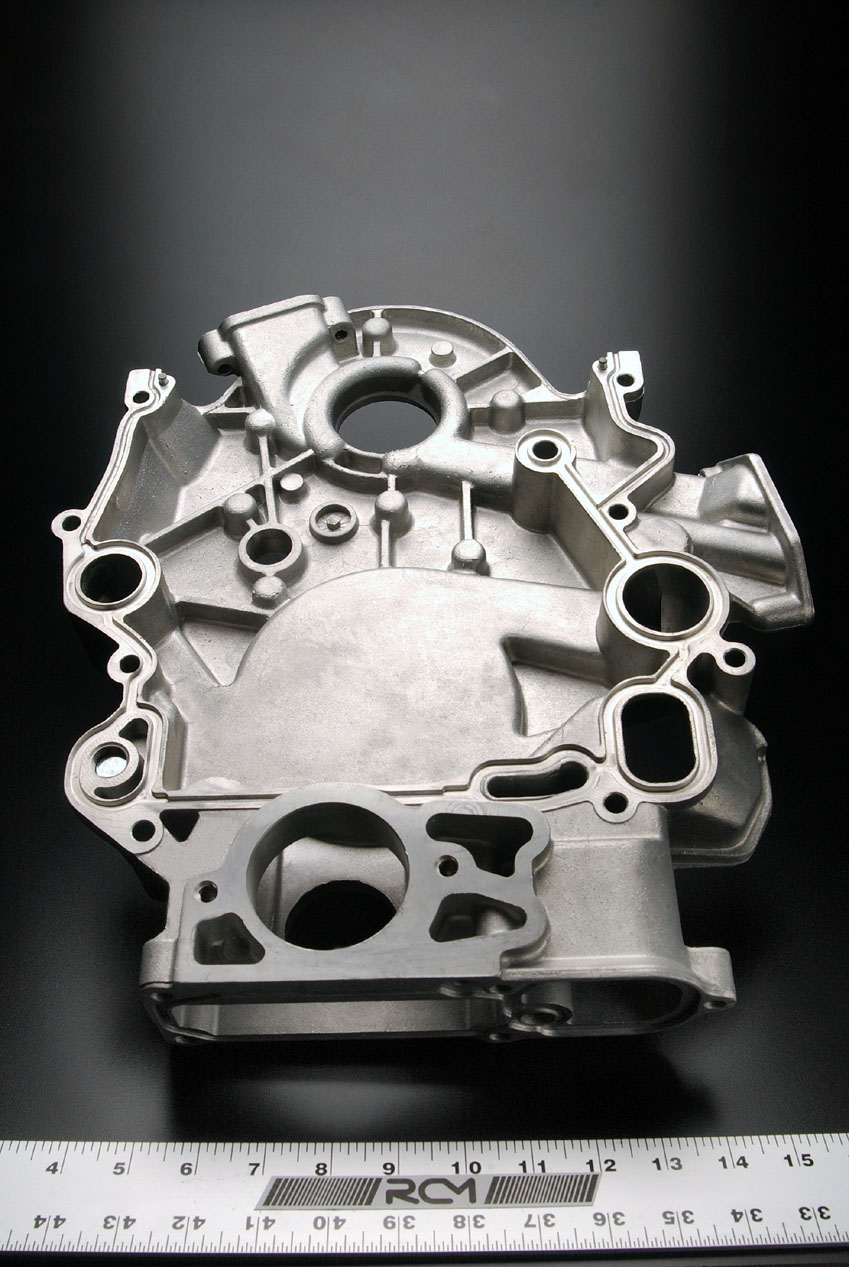 Large Casting Parts, Examples Large Diecasting Parts, RCM Parts